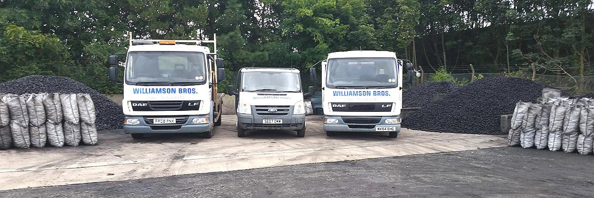 Williamson Bros Fleet